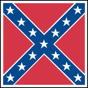 """Konföderierte """"Battle Flag"""""""